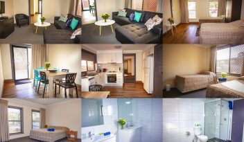 Accommodation near Sydney Olympic Park