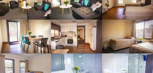 Accommodation near Sydney Olympic Park