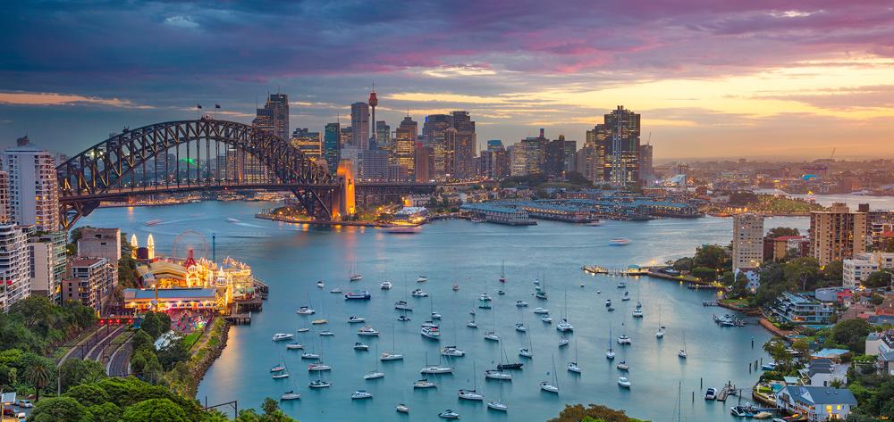 Experience Winters in Sydney