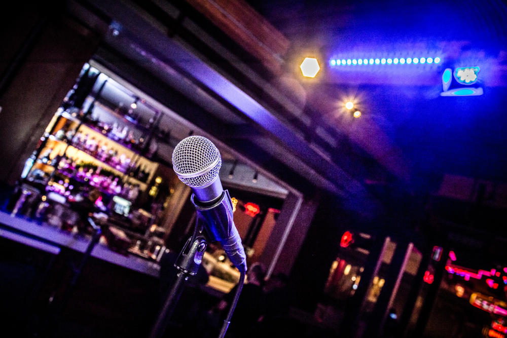 Clubs for Stand Up Comedian in Sydney