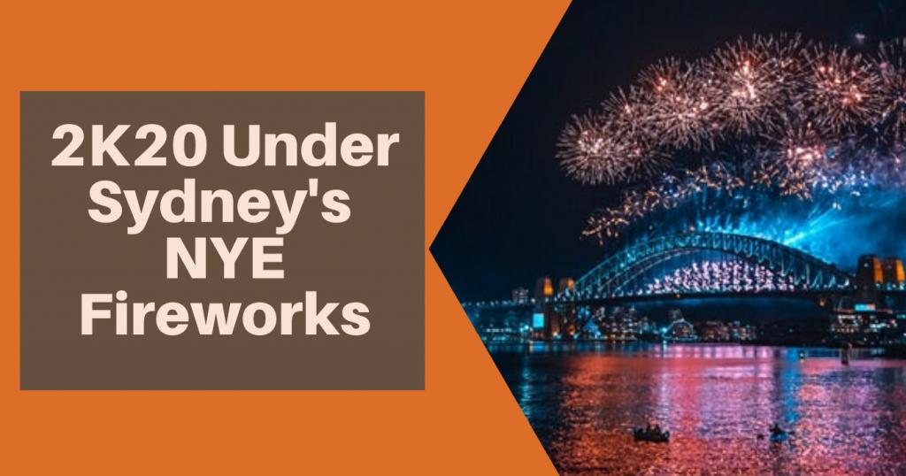 Sydney NYE 2020